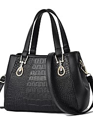 cheap -Women's Bags Top Handle Bag Shopping Daily Handbags Wine Blushing Pink Khaki Black