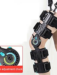 cheap -Unisex 0-120 Degree Adjustable ROM Folding Knee Braces Leg Brace Support Protect Knee Brace Ligaments Damage Repair Recovery