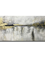 cheap -Oil Painting Handmade Hand Painted Wall Art Gray Abstract Picture Modern Home Decoration Decor Rolled Canvas No Frame Unstretched