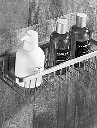 cheap -Stainless Steel Bathroom Rack Hotel Bathroom Shower Bathroom Shower Bathroom Shower Room Triangular Storage Rack Niche
