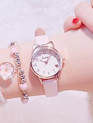 cheap -Kids Quartz Watches Analog Quartz Fashion Creative Wrist Watches for Women   Luxury   Quartz Wristwatches gift