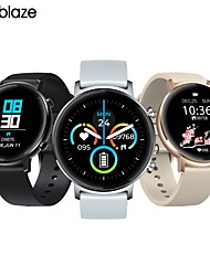 cheap -Zeblaze GTR Smartwatch Fitness Running Watch Bluetooth Pedometer Activity Tracker Sleep Tracker Message Reminder Step Tracker 45mm Watch Case for Android iOS Men Women