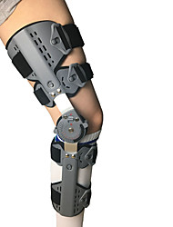 cheap -Knee Pads Easy to Wear Silicone Pads Fixed Knee Braces Adjustable Brackets Knee Braces Retractable Braces