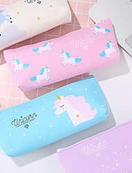 cheap -Pencil Cases Random Colors, Fabrics New Design Organization