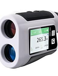cheap -GVDA GD800A Telescope Laser Rangefinder 6x Laser Distance Meter Tape Measure 800m Range Finder for Golf Hunting Sport