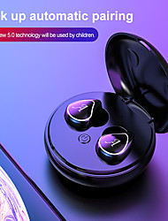cheap -A4 True Wireless Headphones TWS Earbuds Bluetooth5.0 with Microphone with Charging Box Fast Charging for Apple Samsung Huawei Xiaomi MI  Fitness Running Traveling Mobile Phone