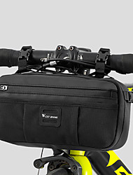 cheap -3 L Bike Frame Bag Top Tube Waterproof Portable Durable Bike Bag Polyster Bicycle Bag Cycle Bag Outdoor Exercise Bike / Bicycle