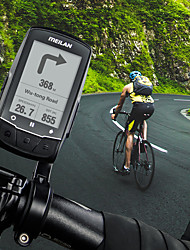 cheap -Meilan M1 Finder GPS Navigation Bicycle Computer Wireless Bike Computer  Connected with Sensor HRM by ANTBluetooth BLE4.0 Dual ProtocolsHigh End Bicycle Computer