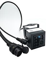 cheap -5MP EU 4G Monitoring Mini Camera IR CUT 940nm Led Remote Network Monitoring 3G IP Camera Wide Angle Night Vision P2P Camhi