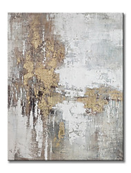 cheap -Oil Painting Handmade Hand Painted Wall Art Modern Abstract  Home Decoration Decor Rolled Canvas No Frame Unstretched