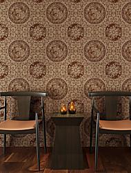 cheap -Wallpaper Wall Covering Sticker Film Classical  Vinyl PVC Home Decor 53*1000cm