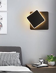 cheap -Mini Style Modern LED Wall Lights LED Bedroom Dining Room Iron Wall Light 220-240V 20 W