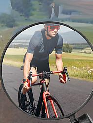 cheap -Bike Mirror Rear View Mirror Adjustable Cycling Bicycle motorcycle Bike Metalic Black Road Bike Mountain Bike MTB Folding Bike