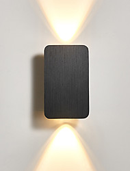 cheap -Mini Style LED Nordic Style LED Wall Lights Indoor Living Room Shops / Cafes Aluminum Wall Light 6 W