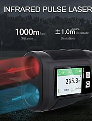 cheap -GVDA GD600B Telescope Laser Rangefinder 6x Laser Distance Meter Tape Measure 600m Range Finder for Golf Hunting Sport
