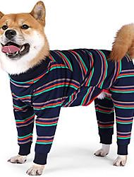 cheap -Dog Clothes Costumes Pet Jean Overalls Clothes Pet Fashion Pants 5 Sizes Optional