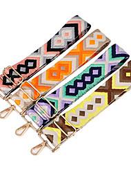 cheap -new ethnic style color female bag accessories webbing long shoulder strap adjustable one-shoulder messenger bag with widened clothing belt