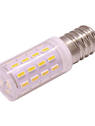 cheap -10pcs 4pcs 1pc 3 W LED Globe Bulbs 300 lm E14 63 LED Beads SMD 4014 Dimmable Warm White White 12 V