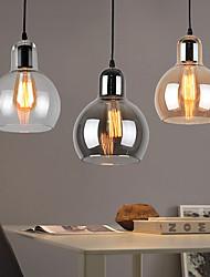 cheap -18 cm Single Design Pendant Light Metal Modern Style Contemporary Modern 220-240V