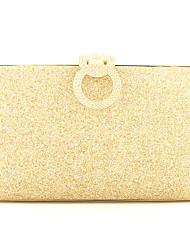 cheap -Women's Bags Clutch Evening Bag Evening Party Formal Date Champagne Gold White Black