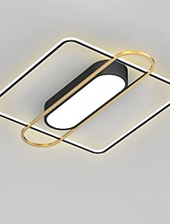cheap -Bedroom Lamps Simple Modern Ultra-Thin Room Led Ceiling Light LED  Nordic Light Luxury Creative Home Art Study Lamp