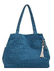 cheap -Women's Bags Canvas Crossbody Bag Top Handle Bag Canvas Tote Bag Zipper Plain Solid Color Vintage Daily Outdoor Retro Canvas Bag Handbags Blue Khaki Black Dark Blue