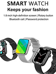 cheap -DT NO.1 DT1 Ultra-light 1.8 inch Full Touch Screen ECG Heart Rate Monitor bluetooth Call AI Voice Assistant 200 Watch Faces GPS Trajectory Smart Watch
