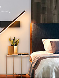 cheap -LED Nordic Style Flush Mount Wall Lights Living Room Shops / Cafes Aluminum Wall Light 220-240V