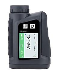 cheap -GVDA GD1500B Telescope Laser Rangefinder 6x Laser Distance Meter Tape Measure 1500m Range Finder for Golf Hunting Sport
