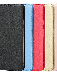 cheap -Phone Case For Google Full Body Case Google Pixel 3a XL Google Pixel 3a Google Pixel 4a Google Pixel 5 Google Pixel 5 XL Google Pixel 4 Google Pixel 4 XL Wallet Card Holder Shockproof Solid Colored