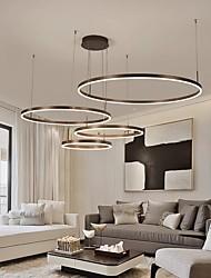 cheap -80 cm Pendant Lantern Design Pendant Light Aluminum Painted Finishes LED 220-240V