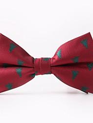 cheap -Men's Wedding / Gentleman Bow Tie - Jacquard Jacquard