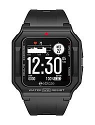 cheap -Zeblaze Ares Smartwatch Fitness Running Watch Bluetooth Pedometer Activity Tracker Sleep Tracker Message Reminder Step Tracker 46mm Watch Case for Android iOS Men Women