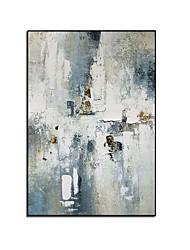 cheap -Oil Painting Handmade Hand Painted Wall Art Abstract Room Pictures Home Decoration Decor Stretched Frame Ready to Hang
