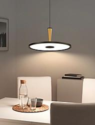 cheap -40/50 cm Single Design Chandelier Metal Modern Style Stylish Painted Finishes LED Modern 220-240V