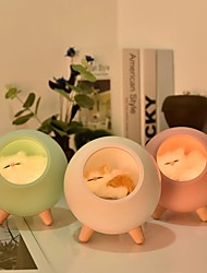 cheap -Light Up Toy Adorable USB Powered Kid's Adults' for Birthday Gifts and Party Favors  1 pcs