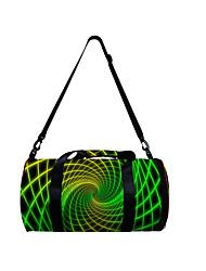 cheap -Unisex Bags Polyester Duffle Bag Zipper Daily Outdoor 3D Print Green