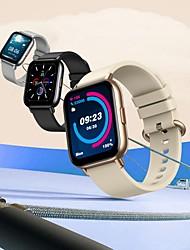 cheap -Zeblaze GTS PRO Smartwatch Fitness Running Watch Bluetooth Pedometer Activity Tracker Sleep Tracker Message Reminder Step Tracker Custom Watch Face IP 67 36mm Watch Case for Android iOS Men Women