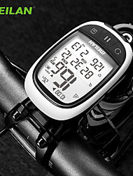 cheap -Meilan M2 Oval GPS Bicycle Computer Wireless Bicycle Computer  Connected with Sensor HRM by ANTBluetooth BLE4.0 Dual ProtocolsCompetitive Bicycle Computer