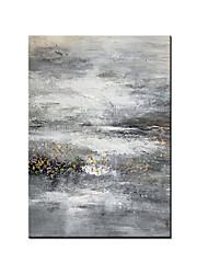 cheap -Oil Painting Handmade Hand Painted Wall Art Landscape Retro Abstract Large Wall Paintings Home Decoration Decor Stretched Frame Ready to Hang