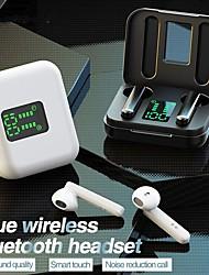 cheap -X15 True Wireless Headphones TWS Earbuds Bluetooth5.0 Ergonomic Design Stereo HIFI for Apple Samsung Huawei Xiaomi MI  Fitness Everyday Use Traveling Mobile Phone