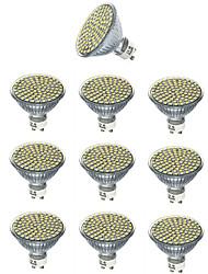 cheap -10pcs LED Spotlight Bulbs SMD 48LEDs 60LEDs 80leds Bright Cool Warm White Lamp Replace 40W Halogen Light 220V