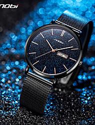 cheap -SINOBI Men's Quartz Watches Analog Quartz Stylish Dive