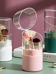 cheap -Storage Box Household Table Eyeliner Eye Shadow Makeup Brush Shelving Dresser Finishing Utensil