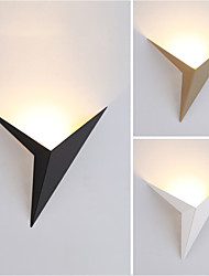 cheap -LED Nordic Style Flush Mount Wall Lights Living Room Shops / Cafes Iron Wall Light 85-265V (No Plug) 3 W