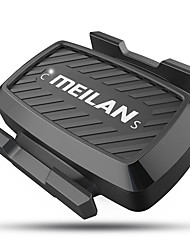 cheap -MEILAN C1 speed / cadence sensor ANT  connected to  bicycle computer or sports watch waterproof