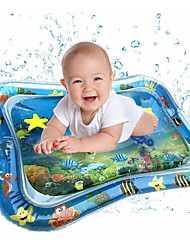 cheap -Baby Tummy-Time Water Mat - Infant Water Play Mat Sensory Water Playmat Pad for 3 6 9 Months Newborn Toddler Boys Girls Kids Perfect Indoor Activity Centers Fun Game Gift