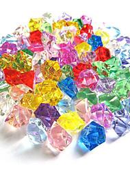 cheap -40PCS Plastic Crystal Acrylic Crystal Diamond Pawn Irregular Stone Party & Holiday DIY Decorations