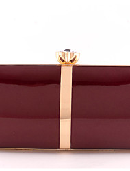 cheap -Women's Bags Clutch Evening Bag Evening Party Formal Date Blue Yellow Red Wine Camel