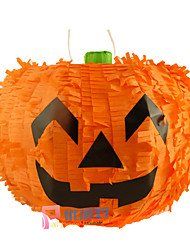 cheap -halloween pinata stick percussion ghost festival pumpkin props stereo pinata party game candy smashing props